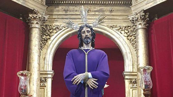 La Hermandad de Santa Genoveva de Sevilla restaurará el altar mayor de la parroquia
