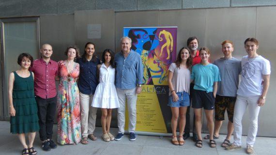 La compañía Marcat Dance estrena en Itálica 'Anhelo'