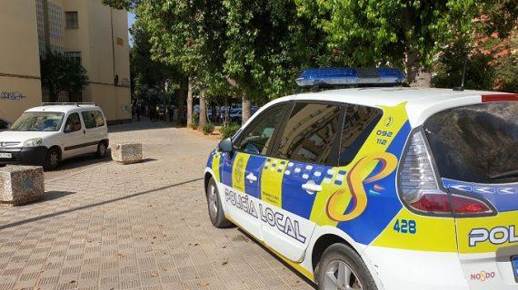 Detenido el presunto autor de dos incendios intencionados en la barriada de La Corza
