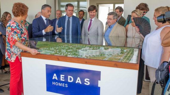 Entregadas las primeras viviendas del proyecto residencial de Hacienda Rosario