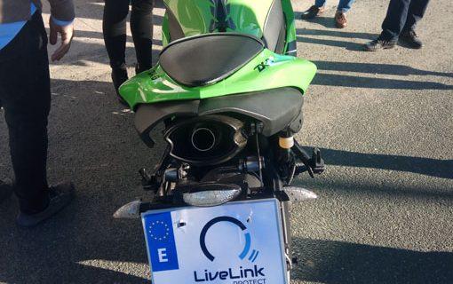 El futuro dispositivo de emergencia para salvar vidas de motoristas tiene sello sevillano