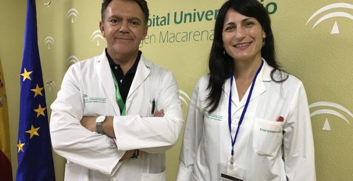 El Macarena implanta la figura de la Enfermera de Práctica Avanzada en Heridas Crónicas Complejas