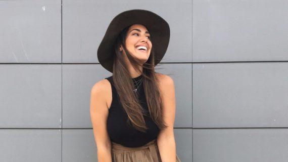 Los Palacios y Villafranca homenajea a la modelo Lorena Durán con el galardón Joven del Año 2019