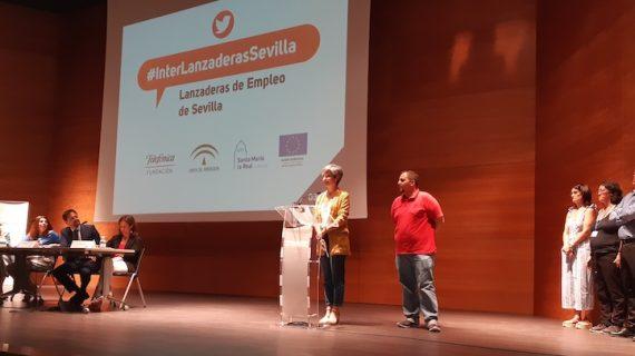 Dos Hermanas acoge un encuentro de las ocho Lanzaderas de Empleo de Sevilla