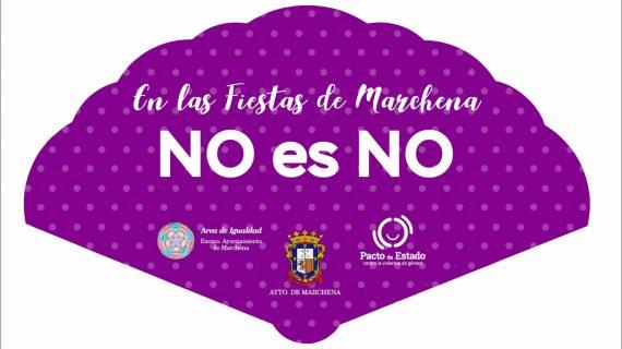 Marchena blinda todas sus fiestas contra la violencia hacia la mujer