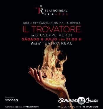 La ópera 'Il trovatore' llega a espacios de la capital y la provincia