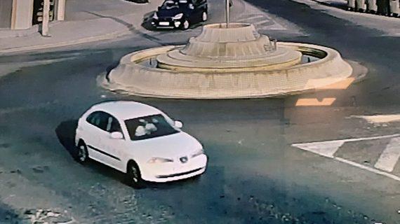 Localizado el conductor que atropelló a un anciano en Lora del Río y se dio a la fuga