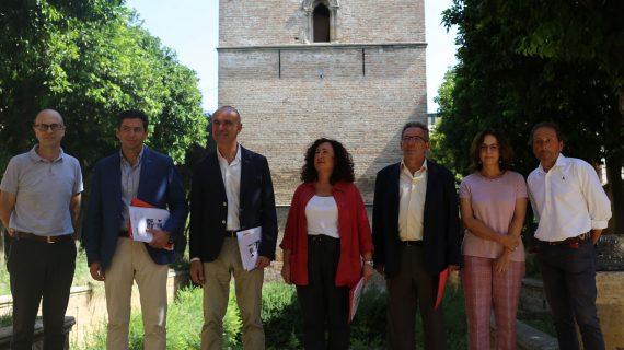 El proyecto de rehabilitación de la Torre de Don Fadrique de Santa Clara cuenta ya con el visto bueno de Patrimonio