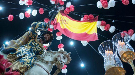 Castilleja de la Cuesta vive sus Fiestas Patronales en honor a Santiago Apóstol