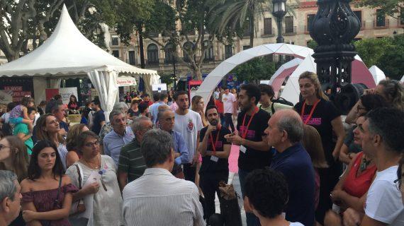Sevilla se une a la Noche Europea de los Investigadores