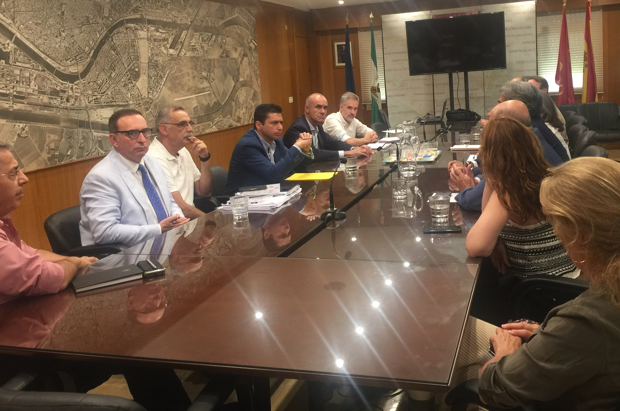 Nombrados los nuevos gerentes de Urbanismo, Patrimonio, ICAS y distritos de la capital