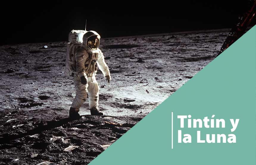 El Foro Aeroespacial de Andalucía presenta en Sevilla 'Tintín y la Luna. 50 años de la primera misión tripulada'