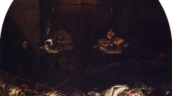 Aprueban la restauración de la pintura 'Finis Gloriae Mundi' del Hospital de la Caridad