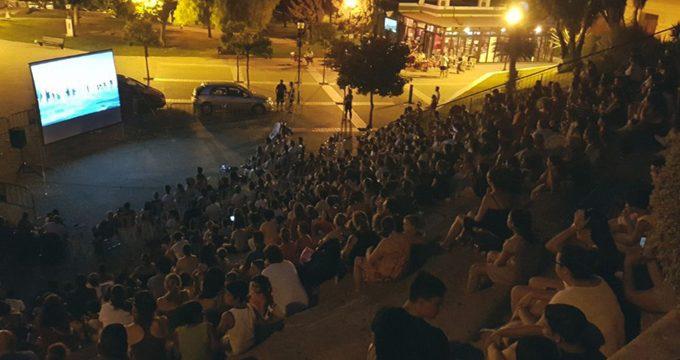 El Parque Centro de Alcalá de Guadaíra se convierte en un cine de verano gratuito