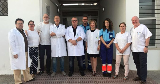El Centro de Salud de Montellano recibe la distinción de calidad contra el Dolor Crónico