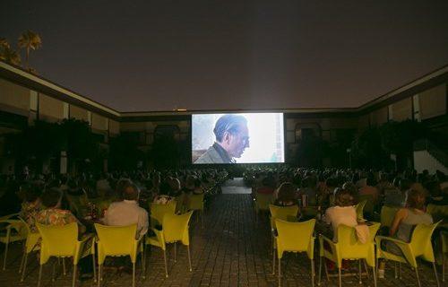 Cine de verano para el Polígono Sur, La Oliva o el Tiro de Línea
