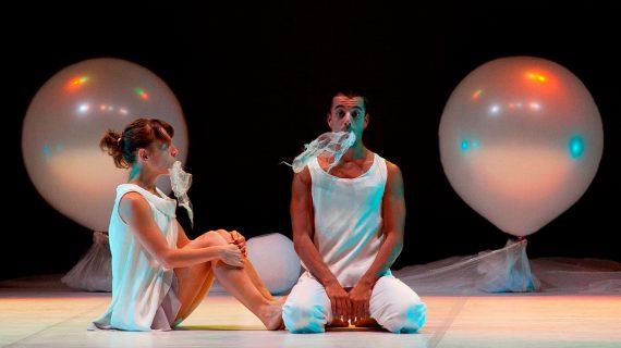 Danza para el público infantil en el Festival de Itálica con la compañía Date Danza