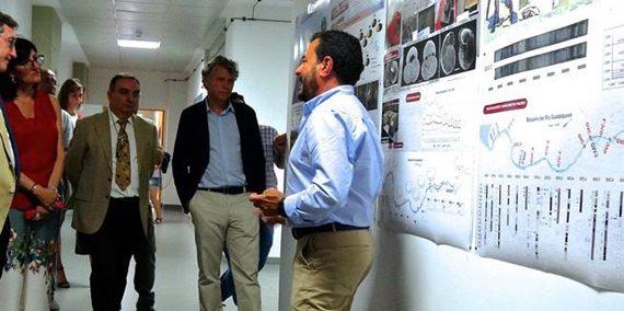 Avanzan en el análisis del origen de la turbidez y la sedimentación en el Guadalquivir
