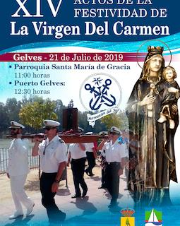 Gelves vuelve a celebrar las fiestas del Carmen