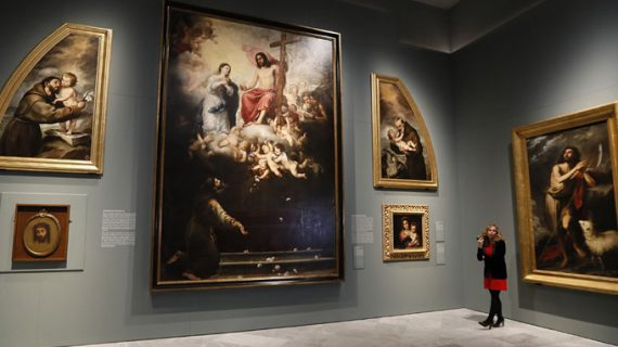 El Museo de Bellas Artes de Sevilla recibe 262.532 visitas en los primeros cinco meses de 2019