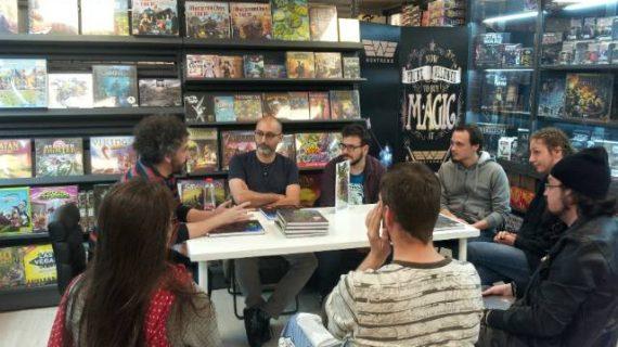 La sevillana 'Nostromo', subcampeona mundial del concurso que busca las mejores tiendas de cómics