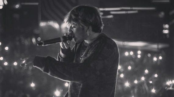 Paulo Londra hace parada en el Auditorio Rocío Jurado dentro de su gira 'HomeRun'