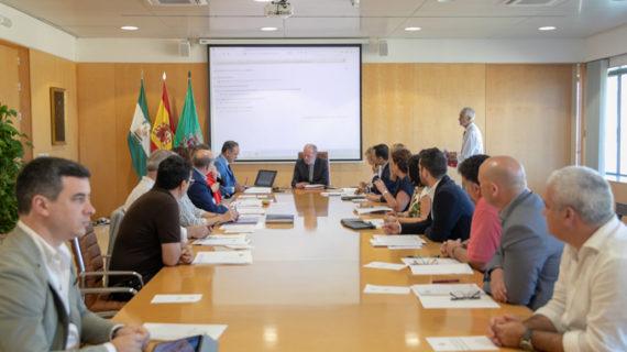 Diputación aprueba por unanimidad la congelación de las retribuciones de los cargos electos