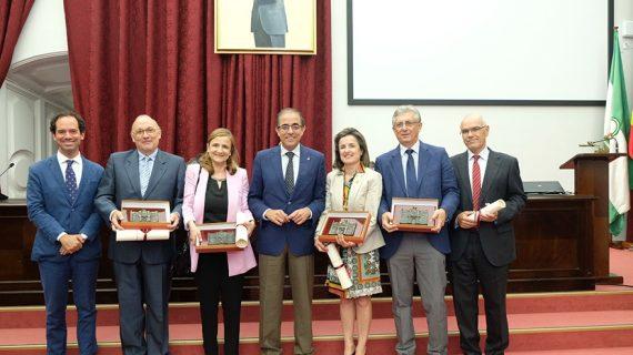 La US entrega los II Premios de Transferencia del Conocimiento
