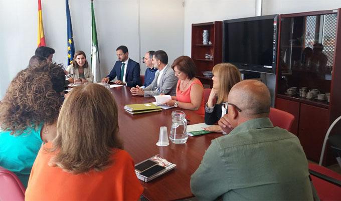 Analizan la evolución de las políticas de empleo activas en la provincia de Sevilla