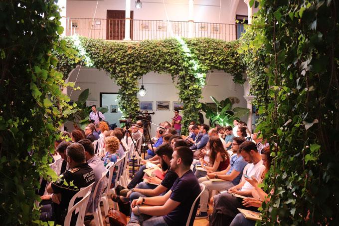 Culmina la XVII edición de los Cursos de Verano de la UPO en Carmona con 810 estudiantes y 284 ponentes