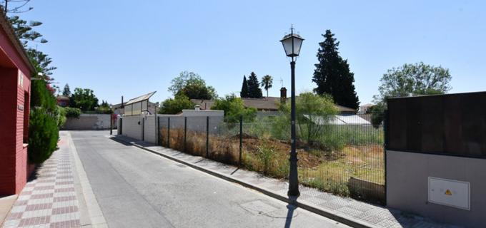 Tomares subasta siete parcelas en la zona de Las Almenas