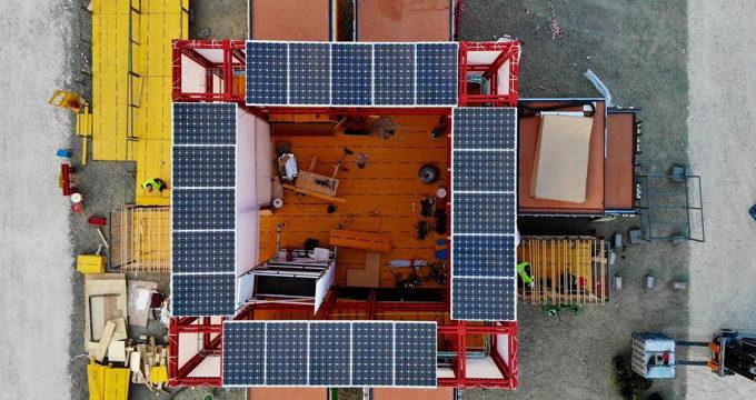 La US recibe el tercer premio en la prueba de sostenibilidad del concurso internacional 'Solar Decathlon'