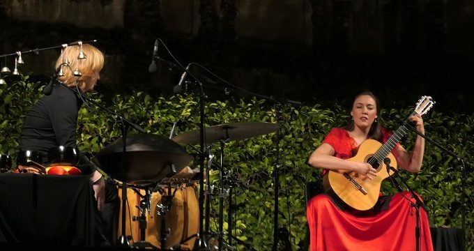 Flamenco, música andalusí y el piano blues en la octava semana del ciclo Noches en los Jardines del Alcázar