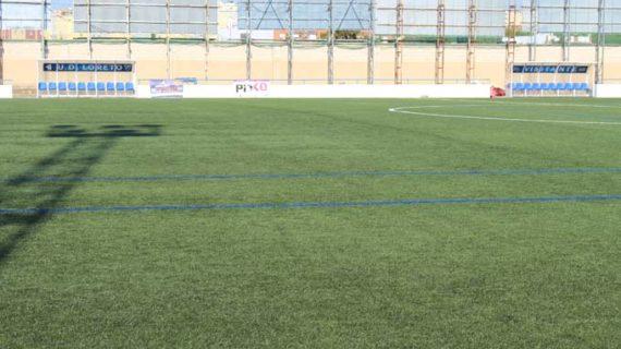 San Juan de Aznalfarache trabaja en la puesta a punto de las instalaciones deportivas de cara a la nueva temporada