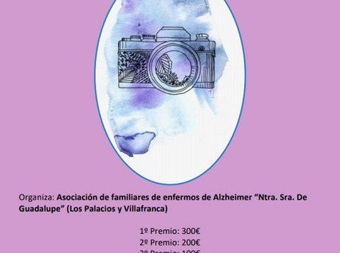 Los Palacios organiza un certamen fotográfico en apoyo a los familiares de enfermos de Alzheimer