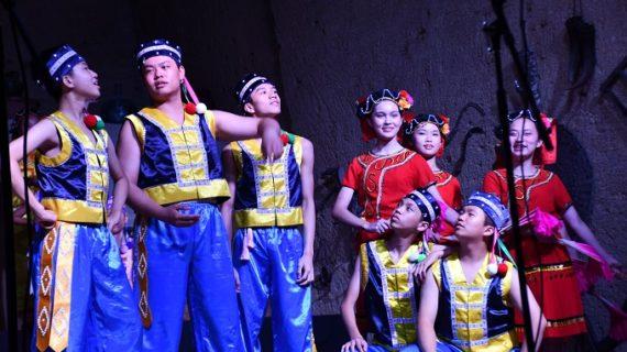 El Yip's Children Choir de Hong Kong actúa en el Ciclo Internacional de Música en Osuna