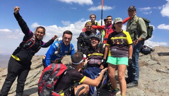 La asociación tomareña Afoprodei, escalando hasta la cima de la inclusión