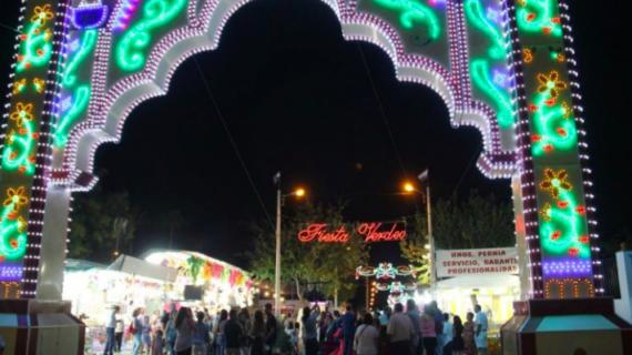 Arahal se remanga para que nada falte en la Feria del Verdeo