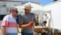 La fosa común de Benacazón saca a la luz los primeros restos de represaliados