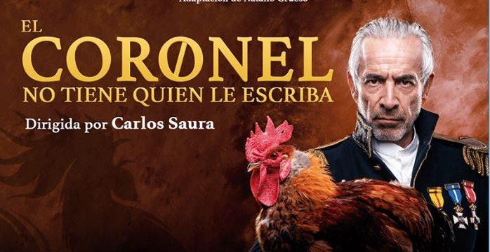 Imanol Arias protagonizará 'El coronel no tiene quien le escriba' en el Lope de Vega