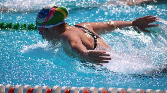 La nadadora mairenera María Claro participará en la Mediterranean Cup Swimming en Chipre