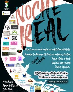 La 'Noche Real', una iniciativa para impulsar el comercio y los negocios de Gines