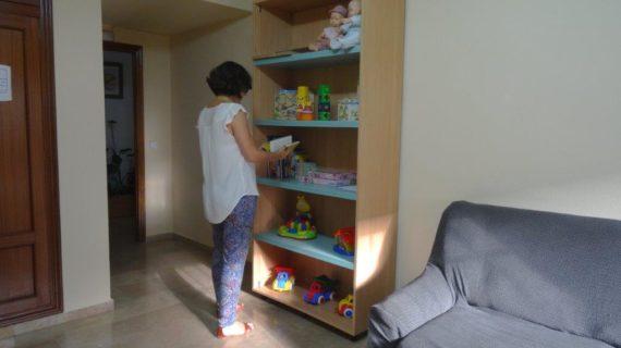 El PEF de Sevilla atiende a 107 menores de familias en situación de conflictividad en el primer semestre del año