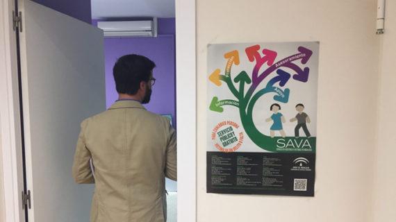 El SAVA realiza más de 4.000 intervenciones en el primer semestre de 2019 para atender a víctimas de delitos en Sevilla
