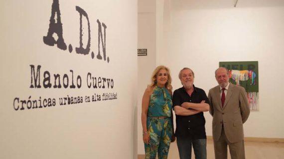 Manolo Cuervo y Ágreda exponen este verano en la Casa de la Provincia