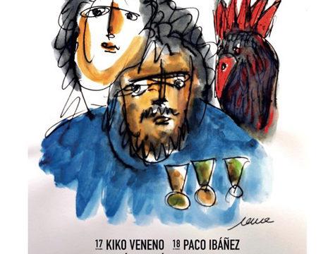Una obra de Carlos Saura ilustra el cartel de la primera edición de SINGULAR Sevilla