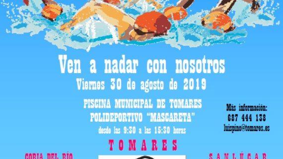 En marcha la XXIII edición de las 6 Horas de Natación Ciudad de Tomares