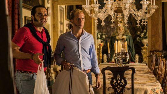 Los actores Alfonso Sánchez y Alberto López inauguran el ciclo de cine y documentales sobre flamenco y Polígono Sur