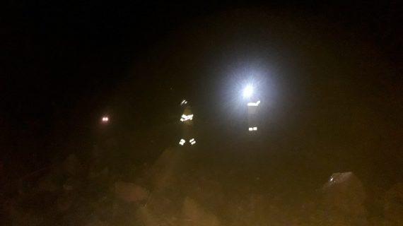 Controlado un incendio forestal en El Pedroso
