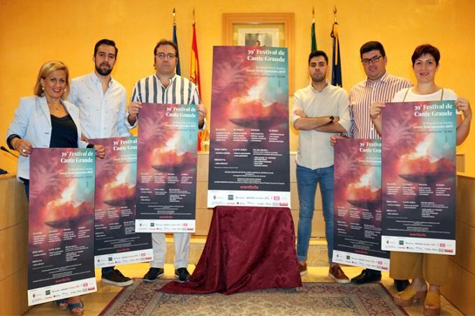 Artistas de reconocido prestigio participan en el 39′ Festival de Cante Grande de El Viso del Alcor